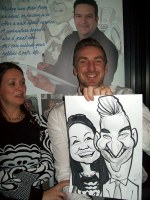 Chester Corporate Caricature